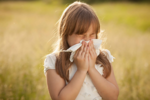 allergy symptoms in babies and toddlers