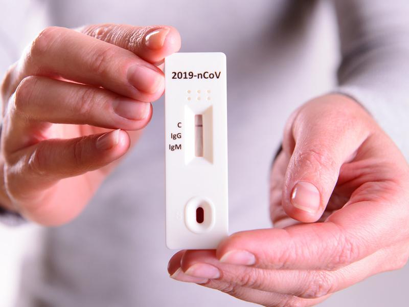 Nadal Antibody Finger Prick Rapid Test